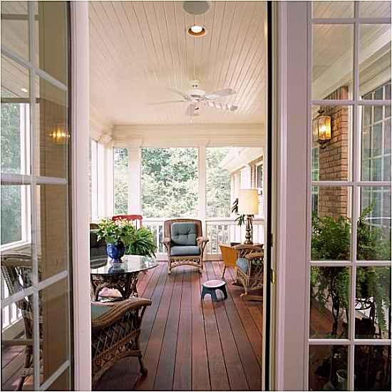 i love screened in porches