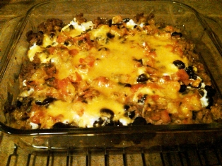 Specific Carbohydrate Diet For Life: SCD Recipe: Mexican Casserole