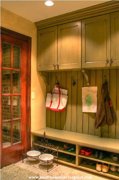 Mudroom Ideas,Mudroom Design: Mudroom lockers