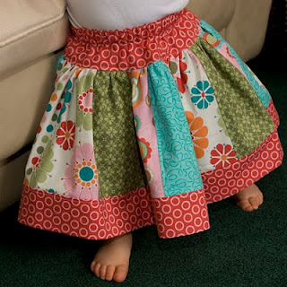 twirly skirt pattern