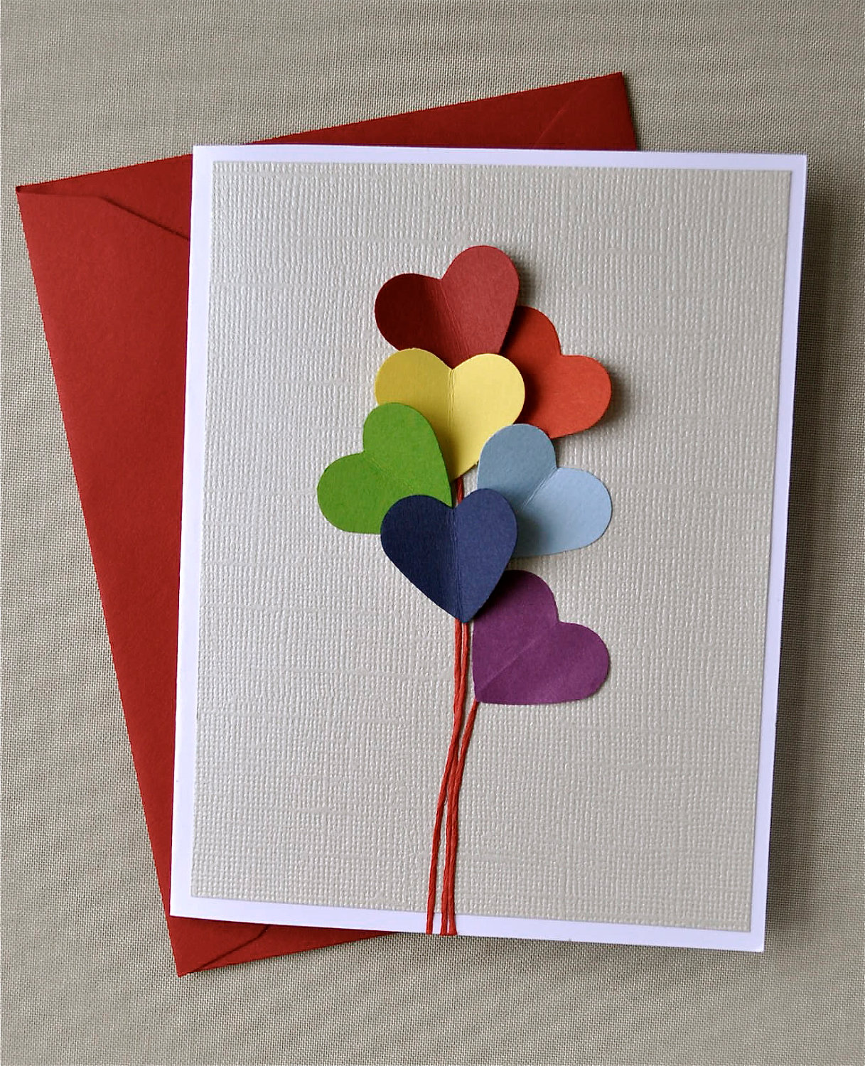 creative valentines day card - HD 1217×1500
