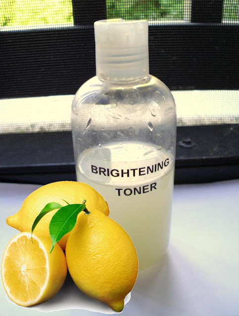 Face brightening toner. Reduces the size of pores, brightens face, reduces infla