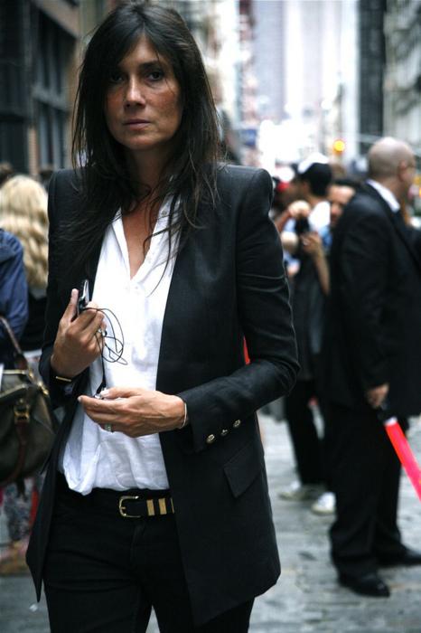 Emmanuelle Alt  – timeless Parisian Chic……