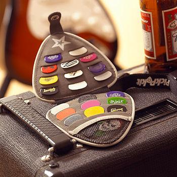Guitar Pick Wallet