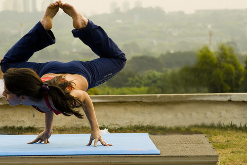 yoga, this is pretty cool