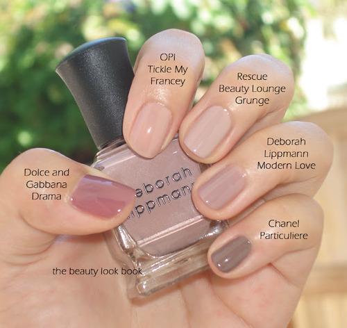 Fall Nails – Nudes – Pin It Blog