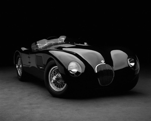 Just looking at the 1951 Jaguar C-Type2 costs money.