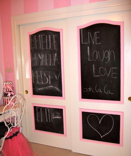 girls paris bedroom