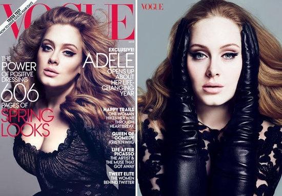 Adele. Adele. Adele.