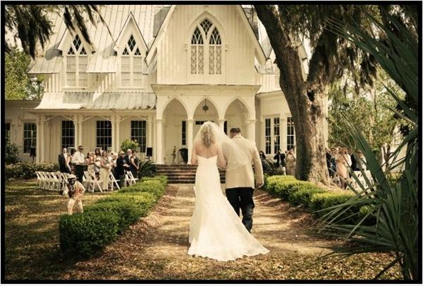 Antique Southern Wedding