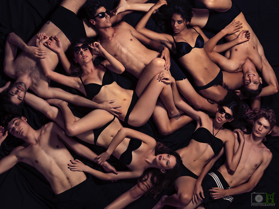Modelcrowded By Juan Sanchez Via 500px PinPoint