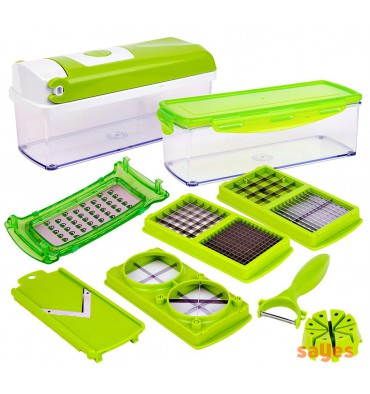 $29.99 Nicer Dicer Plus @ Sayes Shop, Free Shipping to Worldwide!