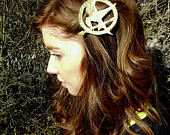Hunger Games hair clip