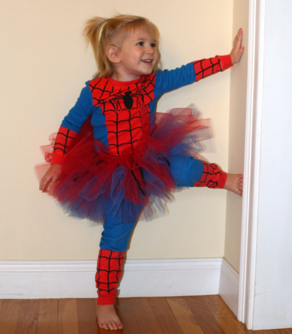 Add a tutu to any boys costume and it becomes a girl costume. @Corine Musgrove I
