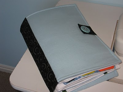 Quiet Book – wow this is SO extensive, but so many great ideas!!