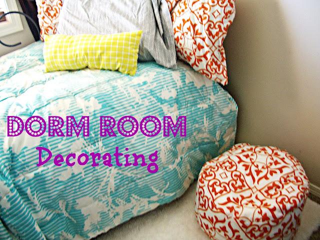 Dorm Room Decorating.