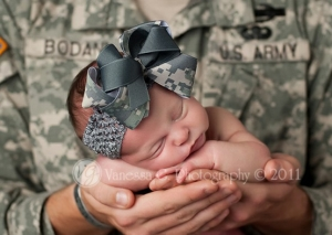 army baby