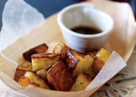 Salt and Vinegar Potato Bites