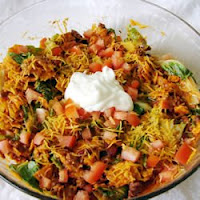 dorito taco salad – I've been looking for this recipe for years, so glad I f