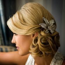 vintage side hairstyles –