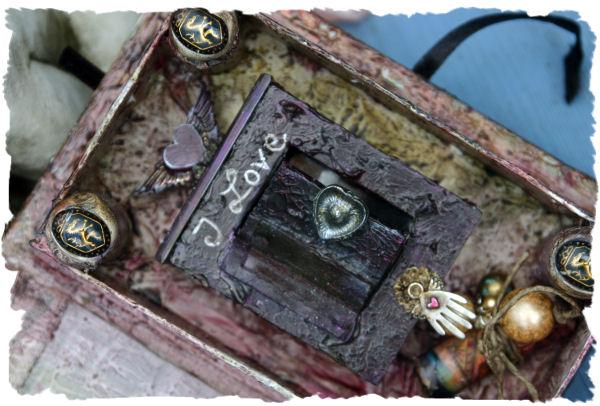 altered book altered shrine