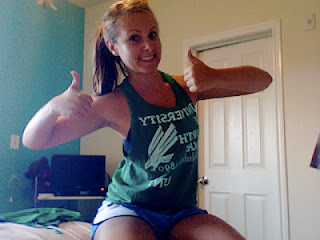 DIY Workout Tanks! I love racerback tanks and this is an awesome guide on how to