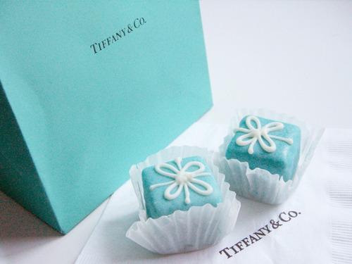 Tiffany & co. chocolate