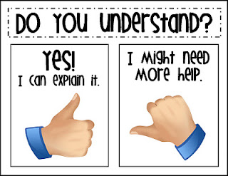 Marzano … Checking for Understanding!