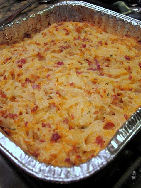 Crack Cheesy Potatoes