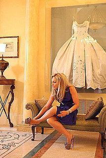 In my dream closet… Wedding Dress Frame: Because you shouldn't hide your w
