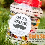 This blog is SO cute as far as ideas for husbands, boyfriends, dads stuff- ideas