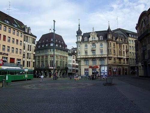 Marktplatz Basel