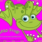 """Leap Frog is a game to help primary students practice """"ten more/ten less&#"""