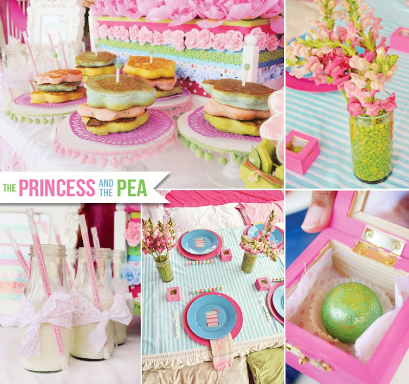 girl theme parties