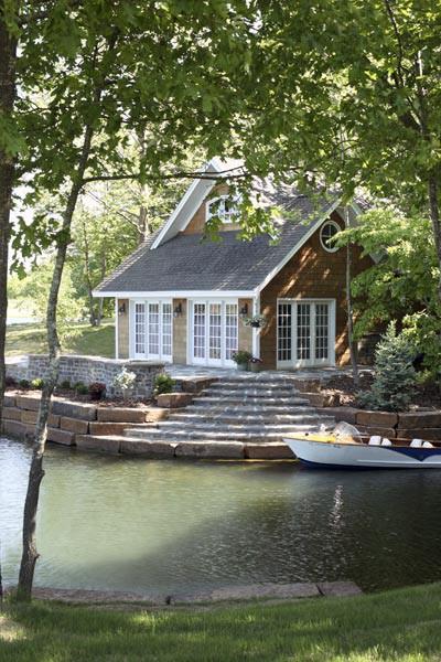 Dream lake house!