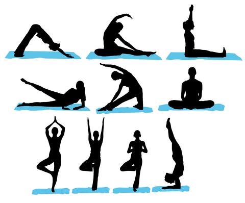 basic yoga moves