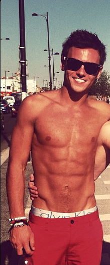Tom Daley. can i go to britain?