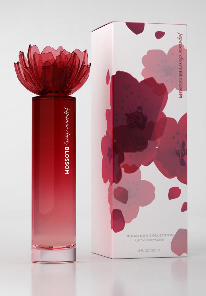 Japanese Cherry Blossom by Bath and BodyWorks