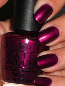 opi diva of geneva.💗this color and gonna get this color on my next fill