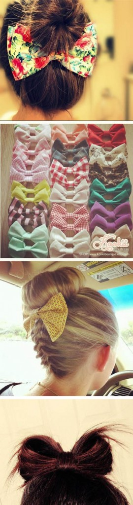 bows and buns
