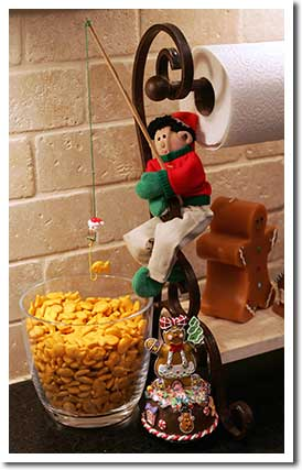Elf Hiding places (for our Elf on the Shelf)