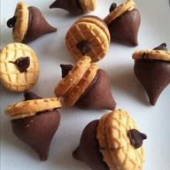 acorn food, Thanksgiving treats