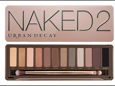 Every Day Makeup Using the Naked 2 Palette by Urban Decay