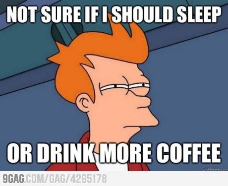 My college life…