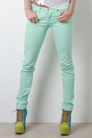 mint mint mint mint mint mint ♥ Refreshing Mojito Jeans