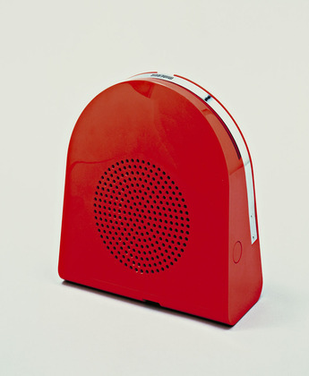 Mario Bellini. GA 45 Pop Automatic Record Player. 1968