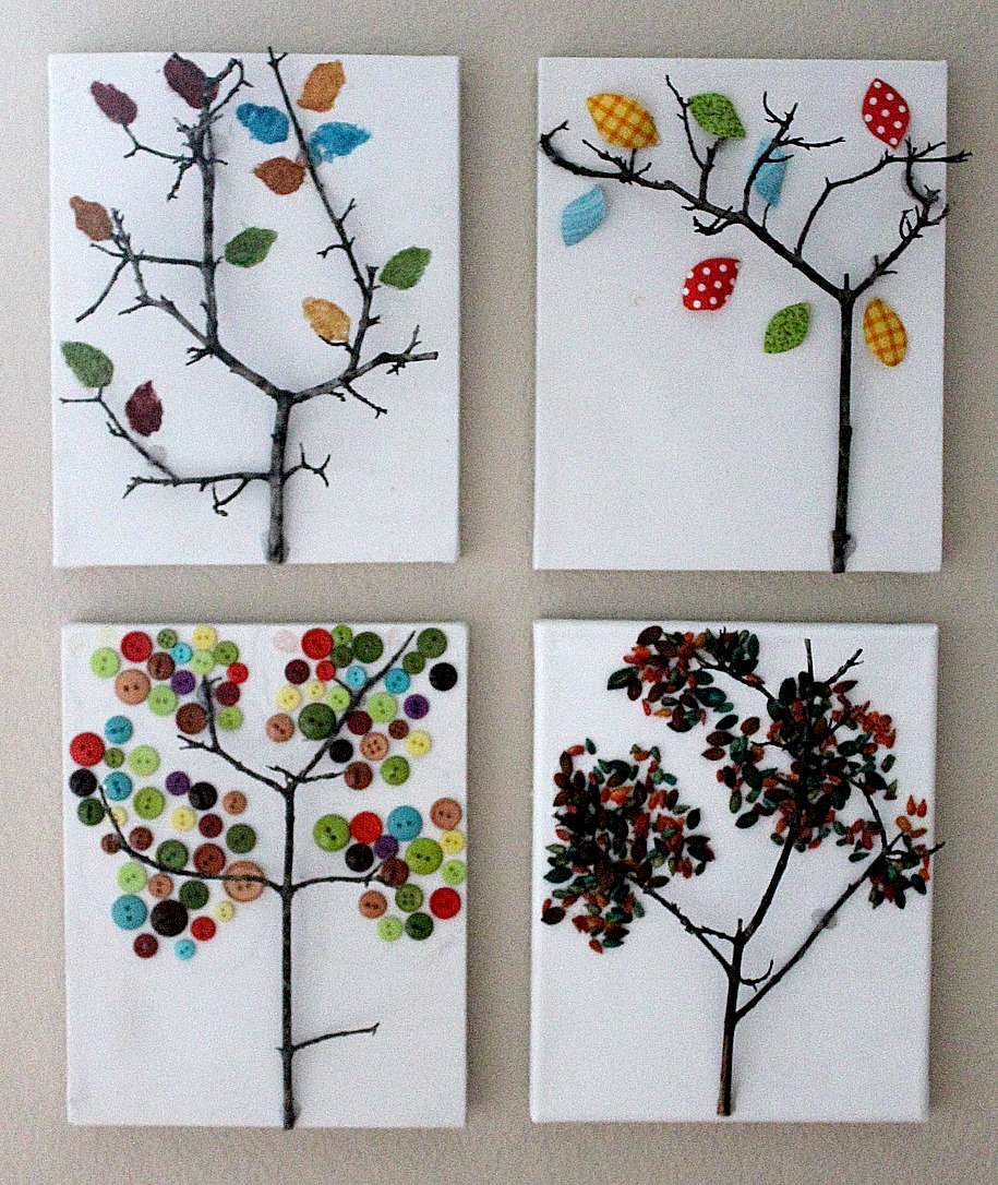 kid craft ideas for fall pinpoint - fall crafts for lesson plans ...