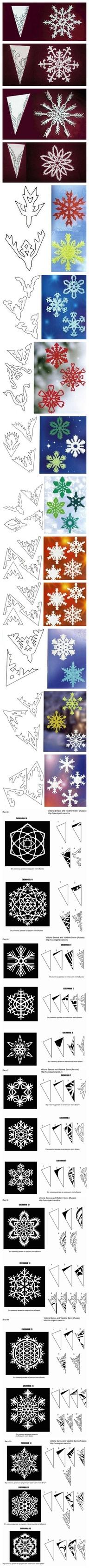 snowflakes!!