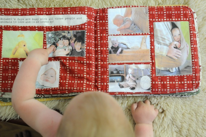 Birthday Baby Book