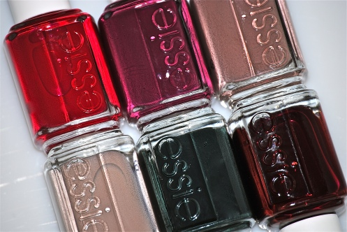 Essie Fall 2012 Collection – reviews. might need to get a few of these colors.